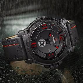 Relógio Naviforce, Esportivo, Masculino, Modelo Militar