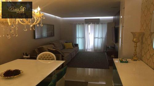 Imagem 1 de 23 de Apartamento Em Praia Grande Bairro Canto Do Forte - V182