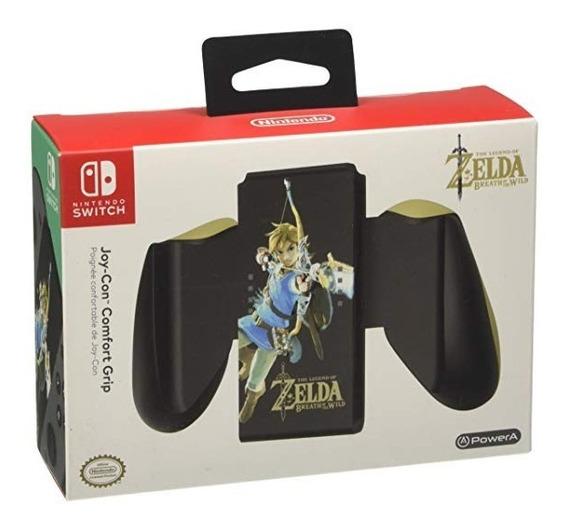Joy-con Comfort Grip For Ns Zelda