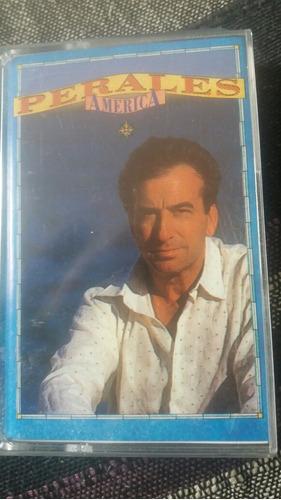 Cassette De Jose Luis Perales America (642