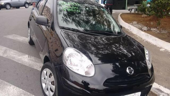 Nissan March 1.0 5p 2013