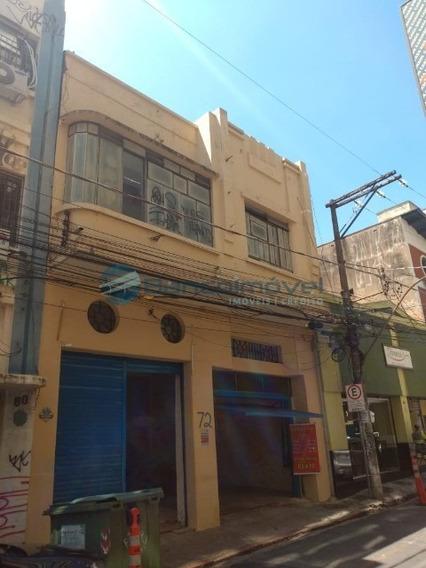 Galpão Para Locação Centro De Campinas - Gl00041 - 34670987