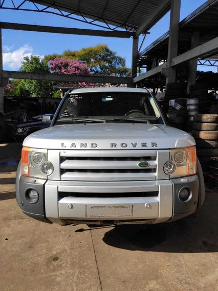 Motor Cambio Farol Lanterna Peças Land Rover Discovery 3