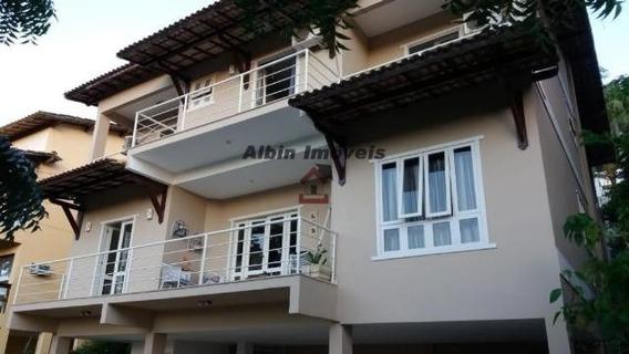 Linda Casa 5 Quartos Em Condomínio - 6853b