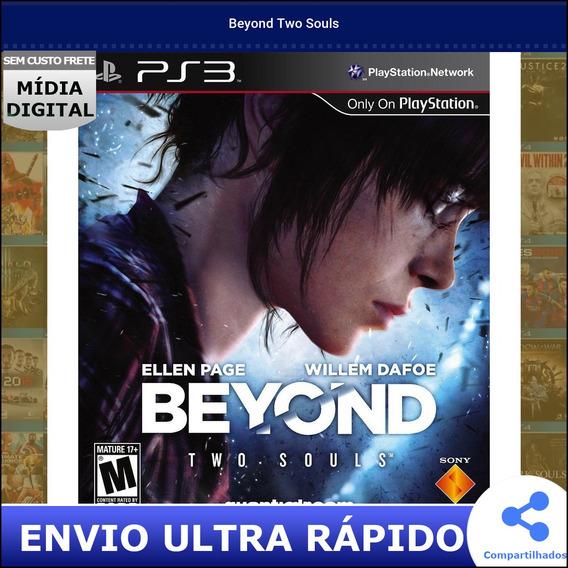 Beyond Two Souls Midia Digital Envio Na Hora