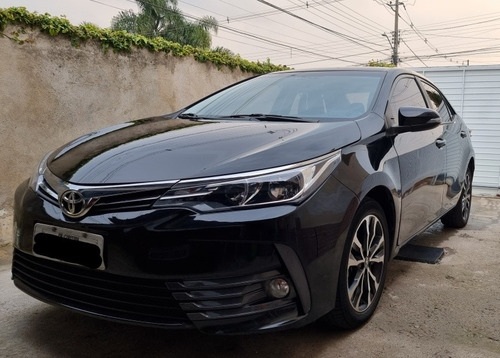 Imagem 1 de 13 de Toyota Corolla 2019 2.0 16v Xei Flex Multi-drive S 4p