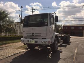 Mercedes-benz 2726 6x4 Bx Km , Mecanica Em Ordem Pneus Novos