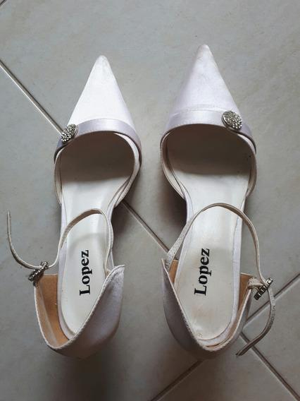 Sapato Branco Lopez