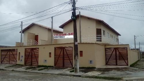 Linda Casa No Jardim Magalhães Em Itanhaém - 3704