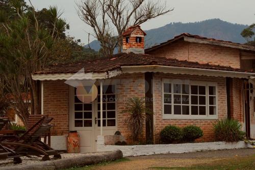 Chácara À Venda, 6000 M² Por R$ 2.000.000,00 - Zona Rural - Santo Antônio Do Pinhal/sp - Ch0001
