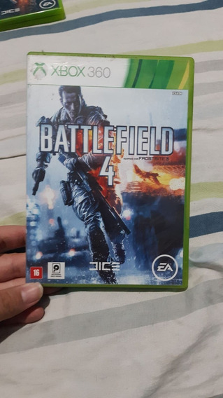 Battlefield 4 Xbox 360 Mídia Física Original Usado