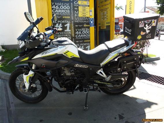 Akt Adventure 250 Motos