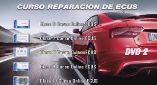 Aprende Reparacion De Ecus Ecu Desinmovilizaciones 40 Horas