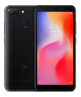 Xiaomi Redmi 6 (no 6a) 32gb - 3gb Ram - Caja Y Accesorios