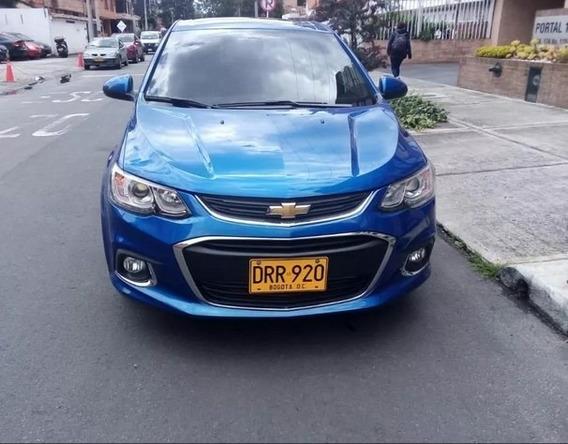 2018 Chevrolet Sonic Hb 2ab Lt