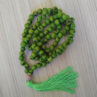 Japamala Feito Com Semente De Açaí Verde Ref: 8074