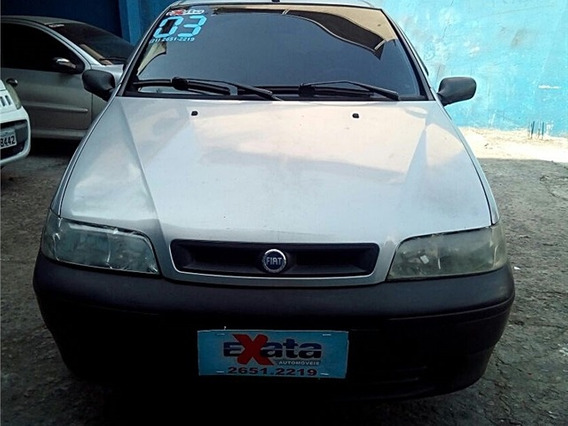 Fiat Palio 1.0 Mpi Fire 8v Gasolina 2p Manual