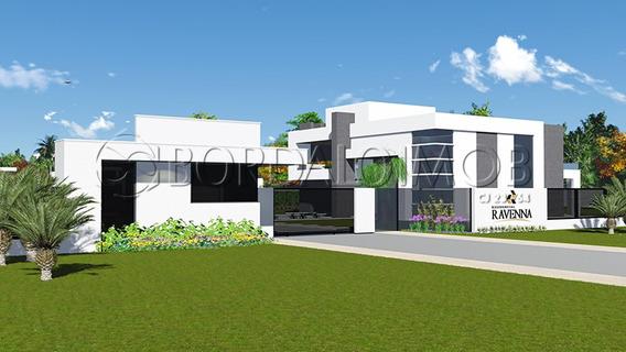 Park Way - Lote Com 2500m², Sendo 2000m² Área Privativa, Condomínio Alto Padrão, Formado! - Villa64742