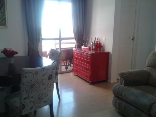 Imagem 1 de 6 de Apartamento - Ref: 5883