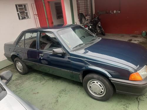Imagem 1 de 9 de Gm Monza 2.0 Alcool Sl 1992 Azul/raridade/79000km