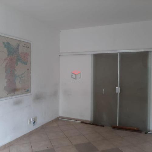 Imagem 1 de 4 de Sala Para Aluguel, Centro - Santo André/sp - 85027