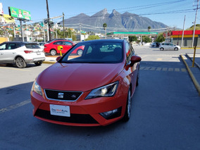 Seat Ibiza 1.2 Fr Turbo Mt 2016
