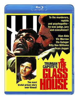 Glass House (1972) The Glass House Blu-ray Us Import