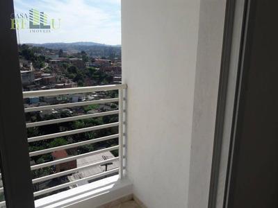Apartamento Com 2 Dormitórios Para Alugar, 58 M² Por R$ 1.100/mês - Chácara Martha - Francisco Morato/sp - Ap0067