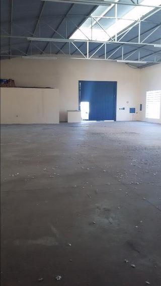 Salão Em Parque Industrial, Araçatuba/sp De 440m² Para Locação R$ 3.800,00/mes - Sl58225