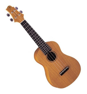 Samick Ukelele Concierto Greg Bennett Color Natural Mahogany