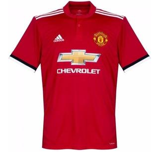 Camisa Manchester United Home 17-18 Importada