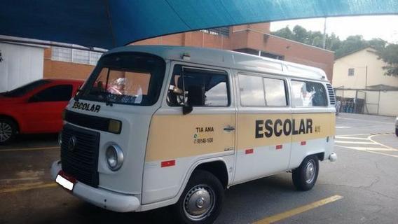 Perua Kombi 2009/10 Flex 10 Lugares