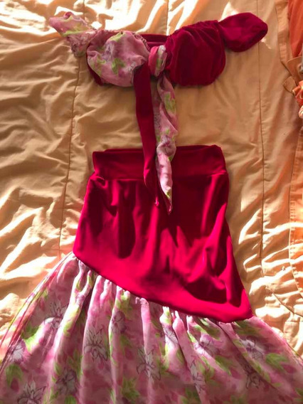 Vestido Danza Arabe