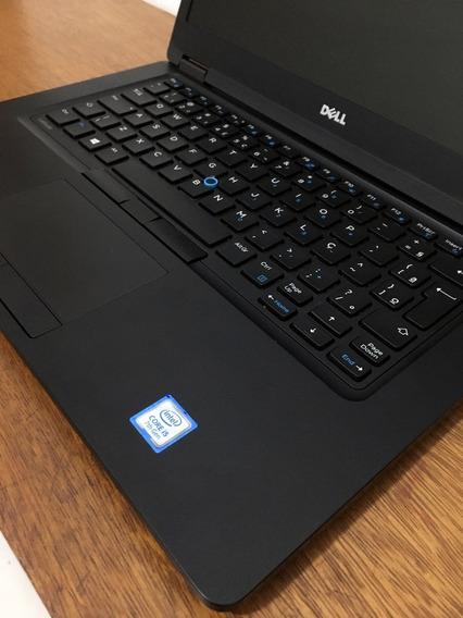 Notebook Dell Latitude 5480 Core I5