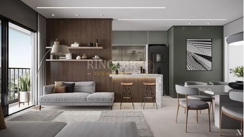 Imagem 1 de 22 de Apartamento Padrão Em Franca - Sp - Ap0541_rncr