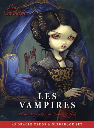 Cartas Les Vampires: Ancient Wisdom And Healing Messages Fro
