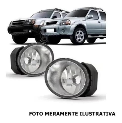 Imagem 1 de 2 de Par Farol Milha Nissan Frontier Xterra 2003 2004 2005 2006 2007