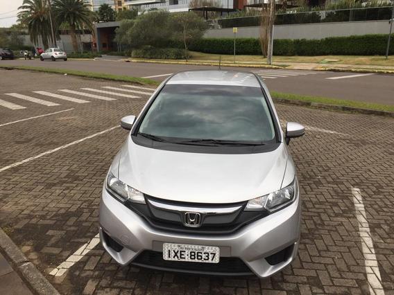Honda Fit Lx 1.5 Aut. Prata 2106