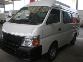 Nissan Urvan Pasajeros 2013