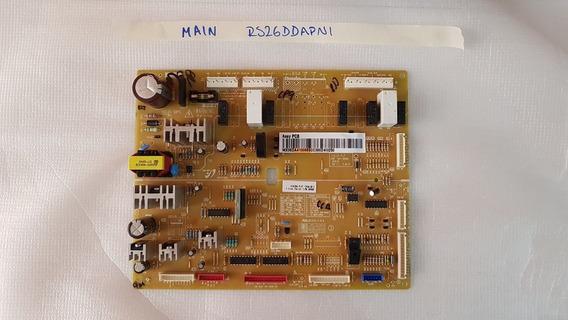 Tarjeta Main De Refrigeradora Samsung Rs26ddapn1