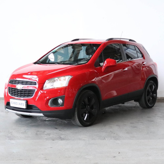 Chevrolet Tracker 1.8 Ltz+ Awd At - 25667 - Lp