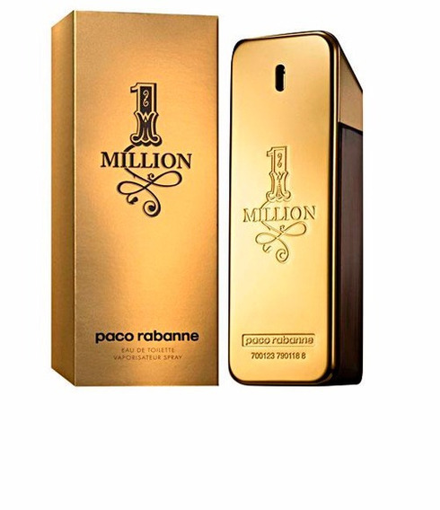 Perfume One Million Paco Rabanne 100ml De 459,00 Por 360,00