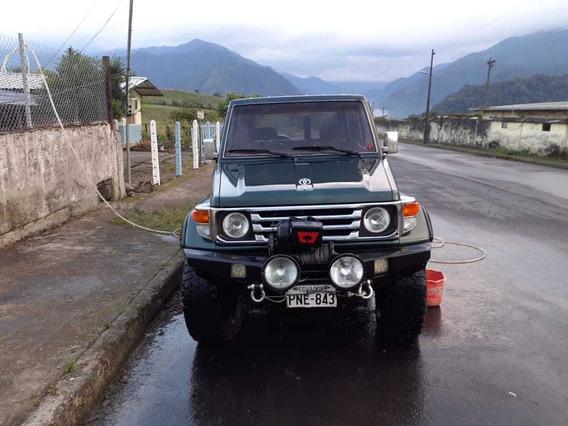 Toyota Land Cruiser Especial