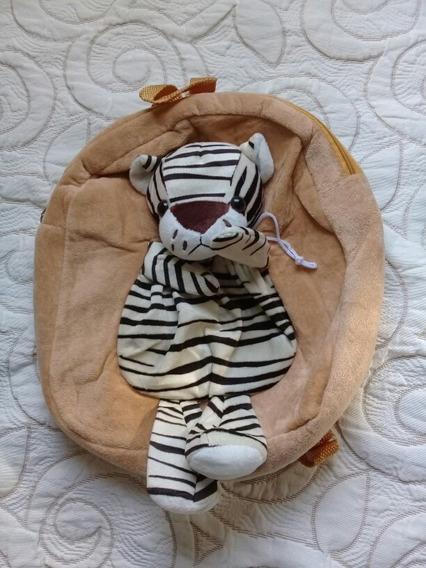 Mochila Infantil Pequena 30x27