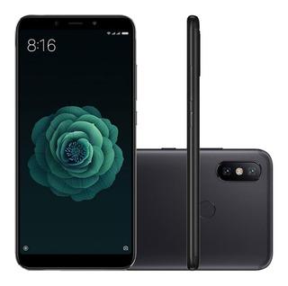 Smartphone Xiaomi Mi A2 64gb, 4gb Preto