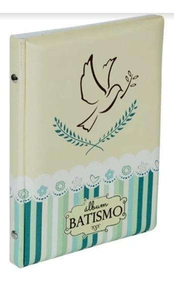 Álbum 15x21 Batismo