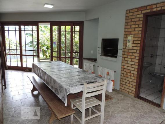 Casa Para Aluguel - Rio Tavares, 4 Quartos, 340 - 893022655