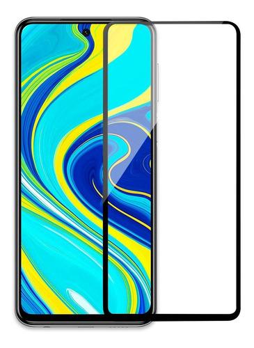 Vidrio Templado Pega Todo Xiaomi Redmi Note 9s - Otec