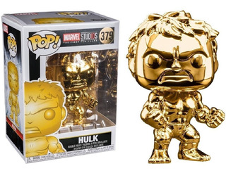Funko Pop #379 Hulk - Marvel Studios 10th - 100% Original