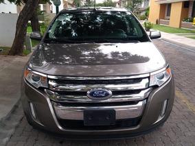 Ford Edge 3.5 Ford Edge Sel V6 At 2014